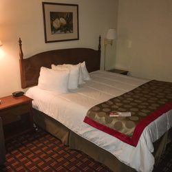 Photo Of Ramada Limited Clarksville Tn United States The Bed Was