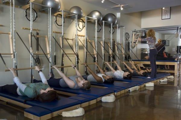 pilates equipment