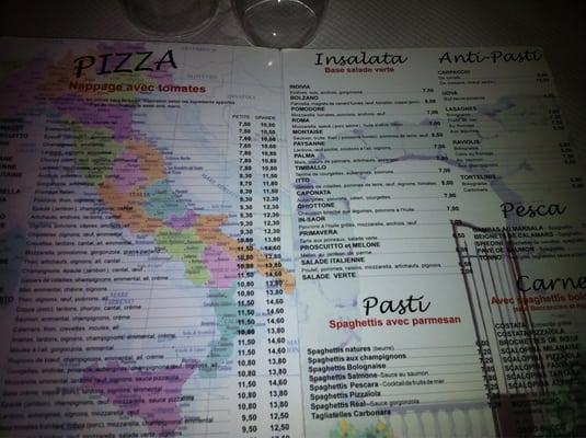 La Grand Pizzeria