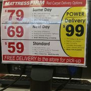 Mattress Firm Clearance