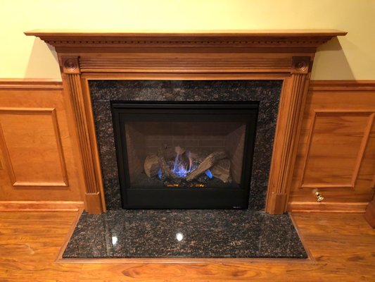collections of ambler fireplace colmar