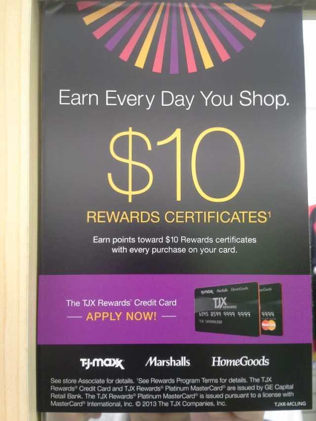 www tjx rewards credit card | Applydocoument co