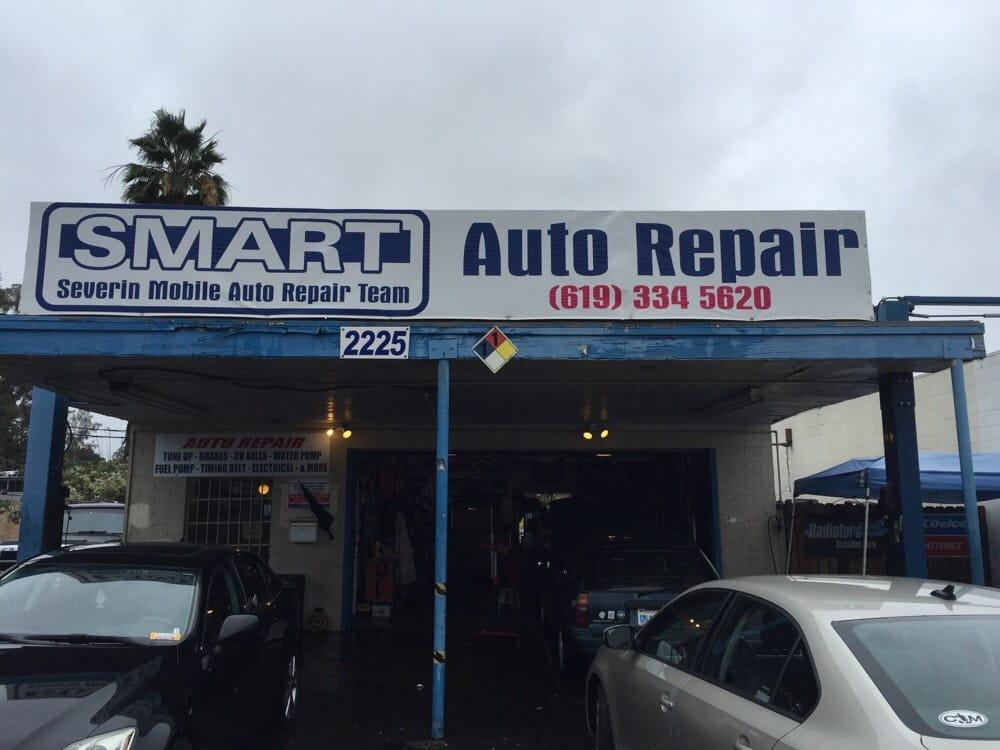 Smart Auto Repair Auto Repair El Cajon El Cajon Ca