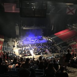 Photo Of Bjcc Arena Birmingham Al United States A Perfect Circle