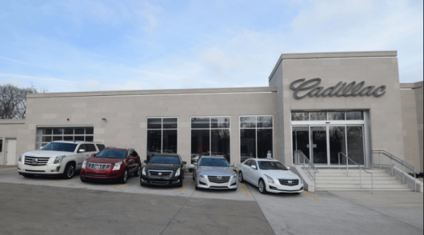 Dave Towell Cadillac - Dealerships - 111 W Market St ...