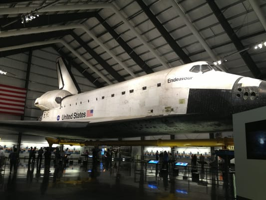California Science Center - The Space Shuttle Endeavor - Los Angeles, CA, United States