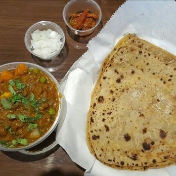 Rajula Kitchen Plano United States Kadai Curry