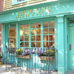 Browning Frames   Home Decor   309 Nassau Ave  Greenpoint  Brooklyn     Browning Frames
