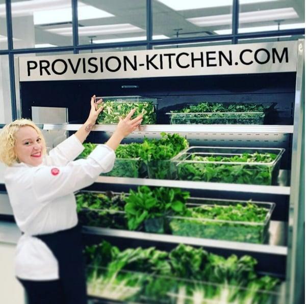 Provision Kitchen Nichols Hills United States Organic Greens