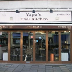 Yupa Thai Kitchen Chiswick London United Kingdom