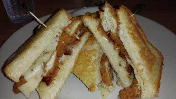 Chicken Tenders Melt. Chicken tenders, pepper jack cheese ...