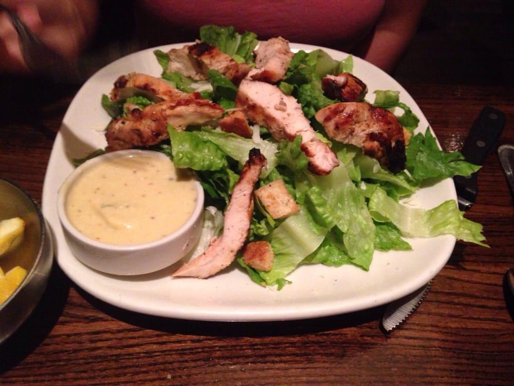 Fiorella's Jack Stack Barbecue - Overland Park, KS, United States. Grilled chicken salad