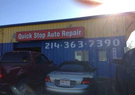 Quick Stop Brake Muffler Auto Repair 6606 E Northwest Hwy Lakewood Dallas Tx Phone