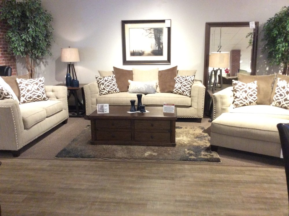 My All Time Favorite Living Room Set In The Showroom Yelp