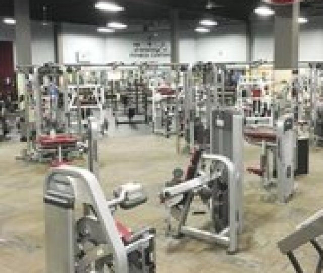 Selectorized Machines Photo Of Todays Fitness Center Woburn Ma United States Selectorized Machines