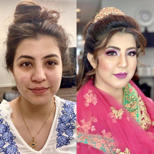 bridal hair & makeup by atosa - yelp