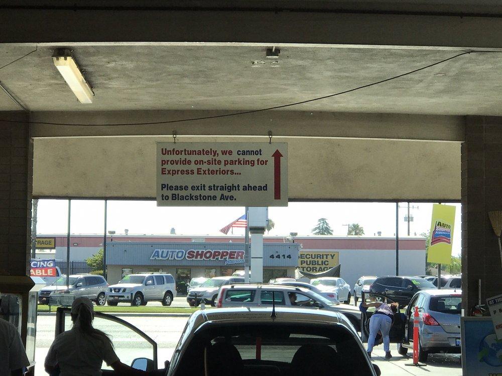 Red Carpet Car Wash Fresno Hours