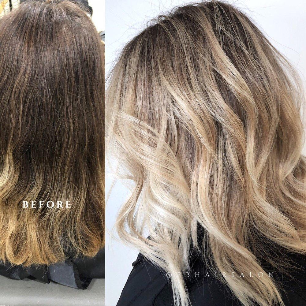 Blanc Hair Salon Dallas | Amathair.co
