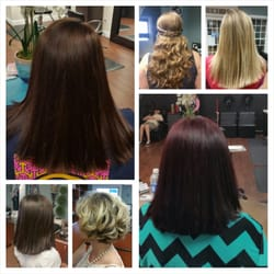 Photo Of A Cutting Edge Hair Salon Southern Pines Nc United States