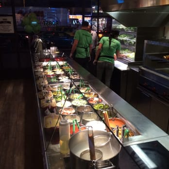 Roast Kitchen Salad Theater District New York United States