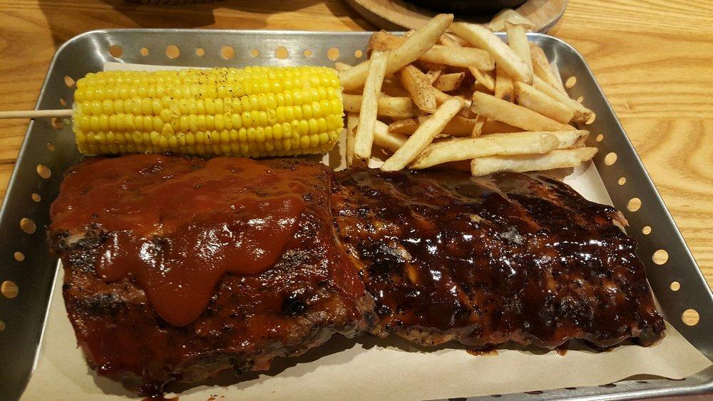 chili s original bbq ribs full rack