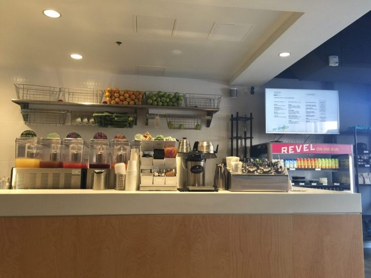 Revel Kitchen Brentwood United States Fresh Juices