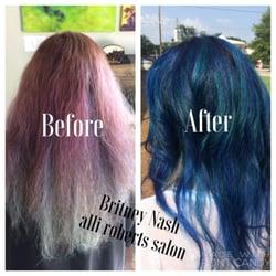 Photo Of Alli Roberts Salon Conyers Ga United States Color Correction