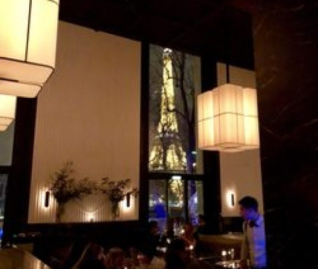 Photo Of Monsieur Bleu Paris France View From The Dining Room