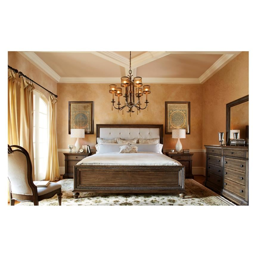 To revisit this article, visit my profile, thenview saved stories. Renaissance Queen Bed - El Dorado Furniture - Yelp