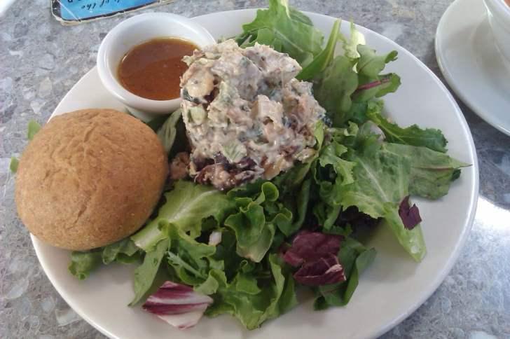 Tanya Soup Kitchen Wichita United States Small Ella Salad