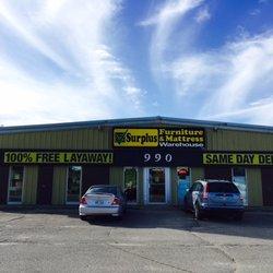 Photo Of Surplus Furniture Mattress Warehouse Winnipeg Mb Canada