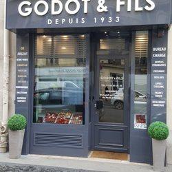 Godot Et Fils Bureau De Change 10 Rue Du Chateau
