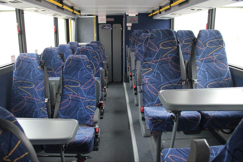 megabus seating chart | Wallseat co