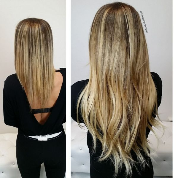 Hair Extensions By Christopher Devin - Salon Nuance - 203 ...