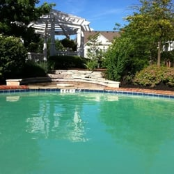 Photo Of Times Square Dublin Oh United States Pool Courtyard