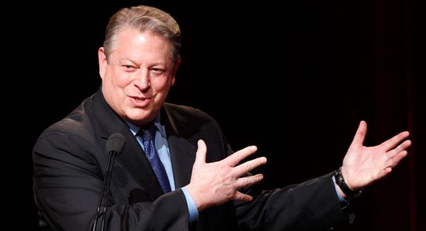 Dnc 2012 Where S Al Gore Politico