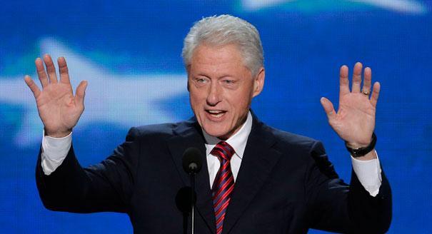 Bill Clinton Dnc Speech Text Video Politico