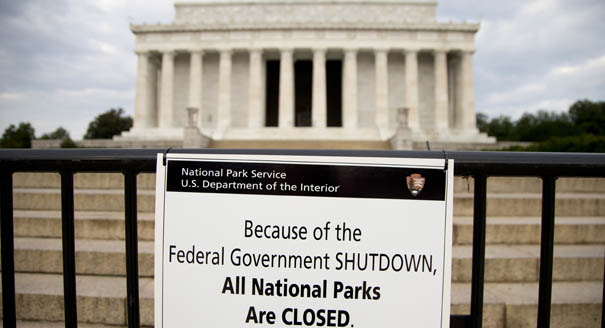 Government Shutdown 2013 Deciphering Whos Essential And