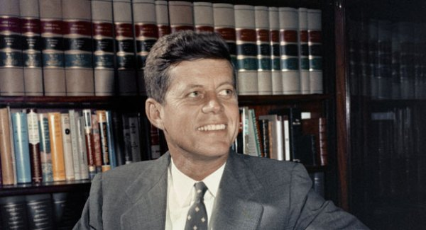 John F. Kennedy and the hope that lingers - POLITICO