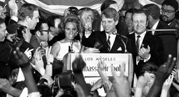 Robert F. Kennedy assassinated, June 5, 1968 - POLITICO