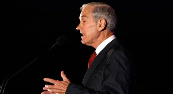 Ron Paul stands up for Assange - POLITICO