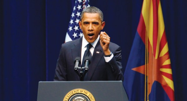 Obama speech recalls Reagan - POLITICO