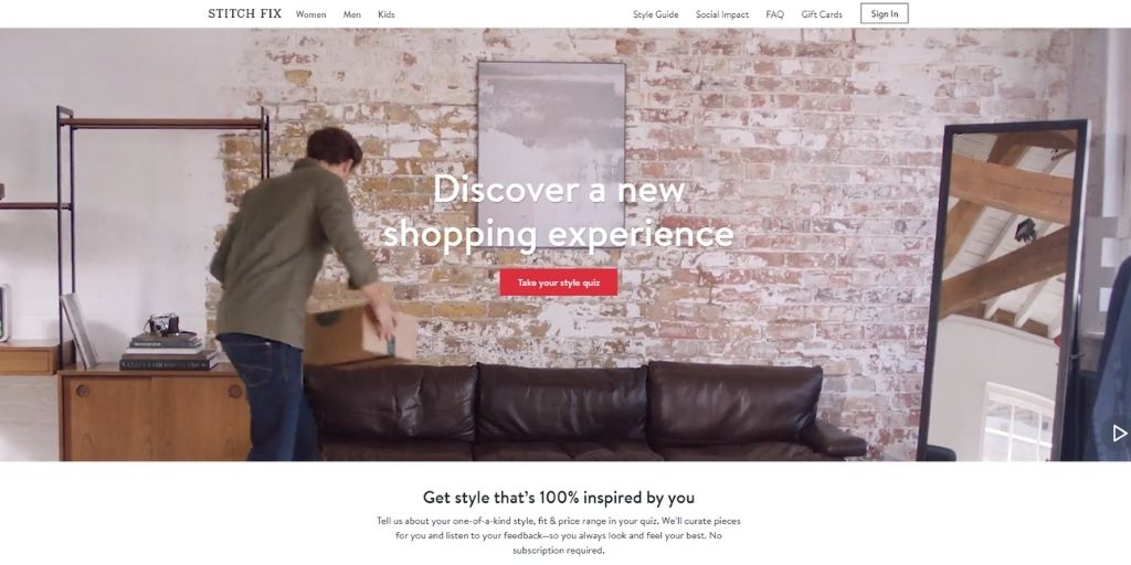 eCommerce Subscription Business Model