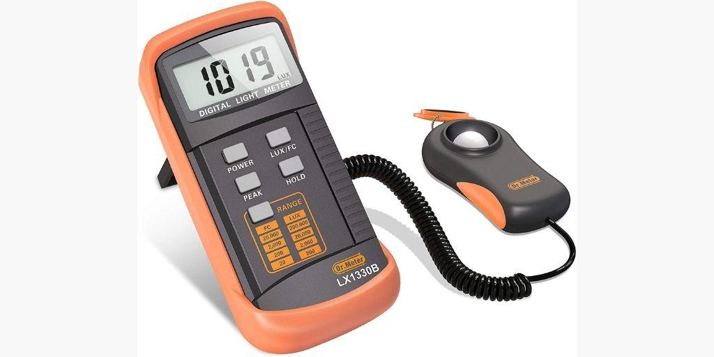 Dr.Meter 1330B-V Digital Illuminance