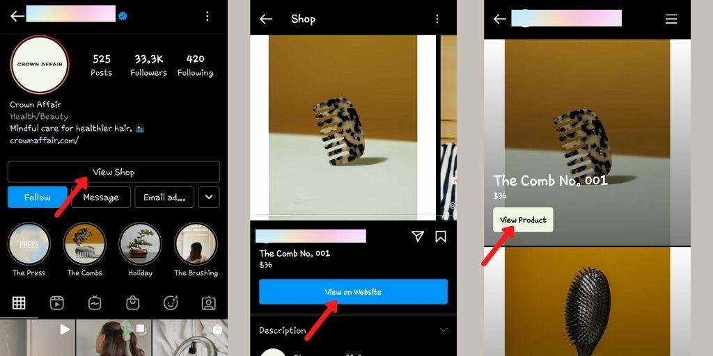 Instagram Shopping for eCommerce