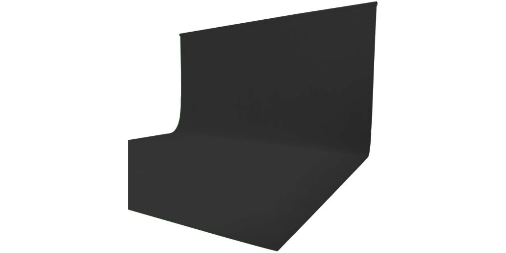 Issuntex Black Backdrop