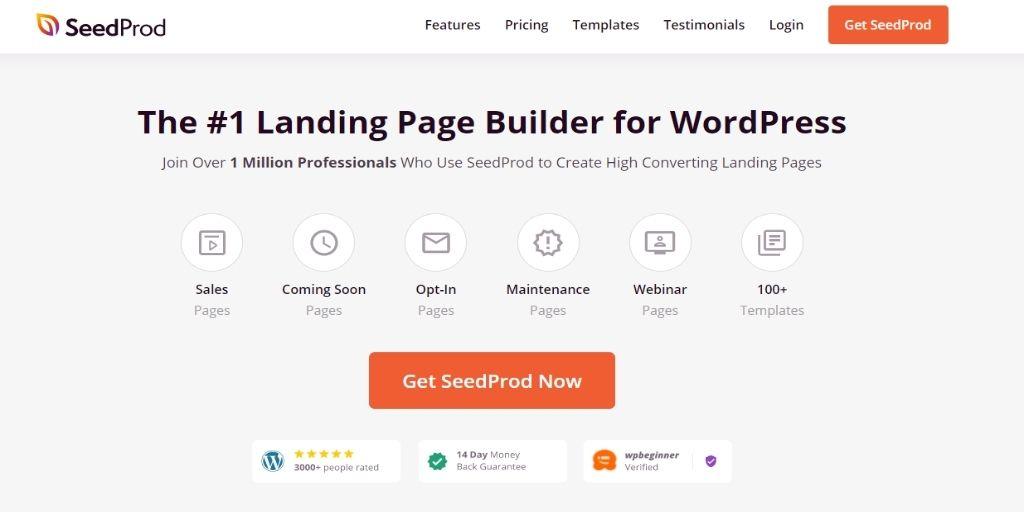 SeedProd eCommerce WordPress Plugins