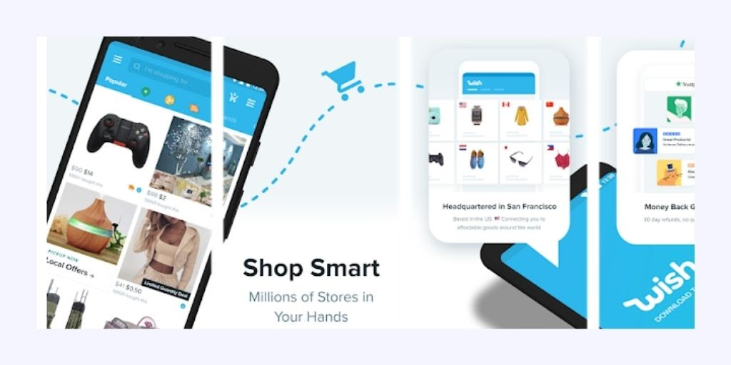 Sell on Wish Marketplace