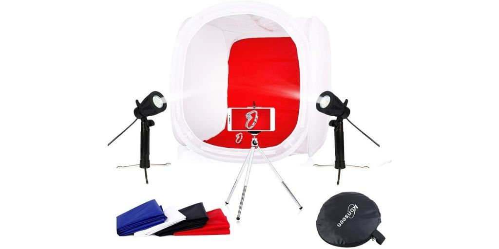 light tents for photography