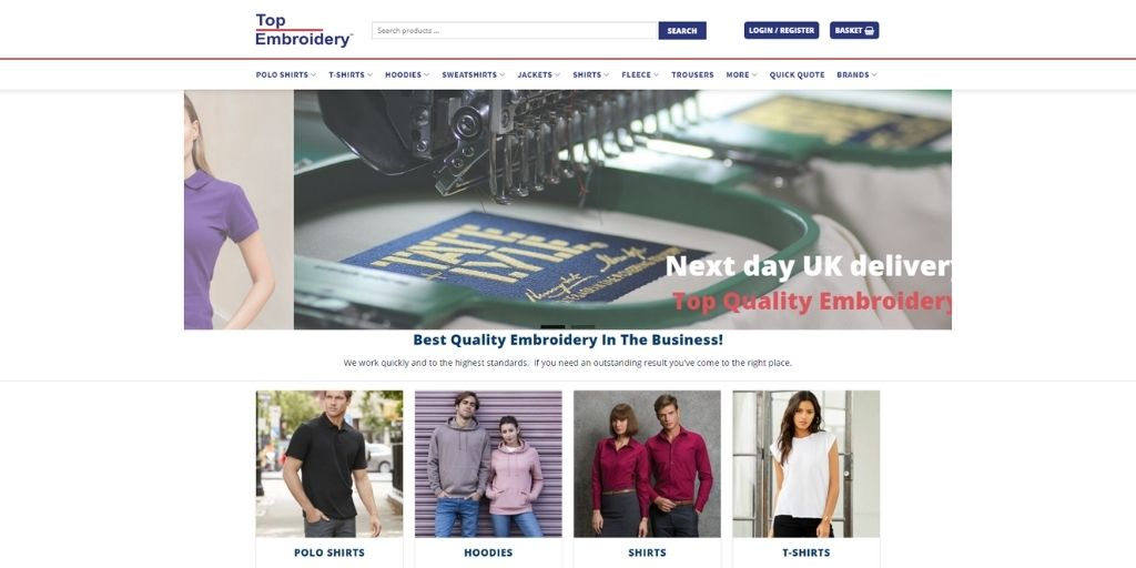 B2B fashion eCommerce startups in the United Kingdom